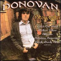 <i>Storyteller</i> (Donovan album) 2003 compilation album by Donovan