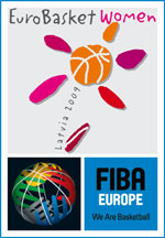 2009 edition of the Eurobasket Women