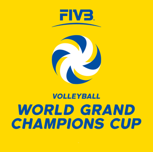 FIVB Volleyball World Grand Champions Cup international volleyball event