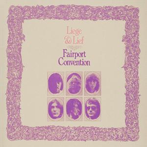 <i>Liege & Lief</i> 1969 studio album by Fairport Convention