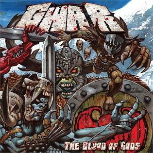 <i>The Blood of Gods</i> album by Gwar