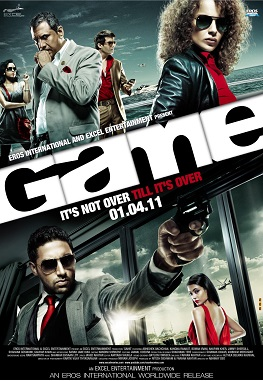 Game [2011] DVDScr XviD-DMZ