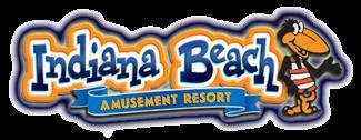 Indiana Beach logo