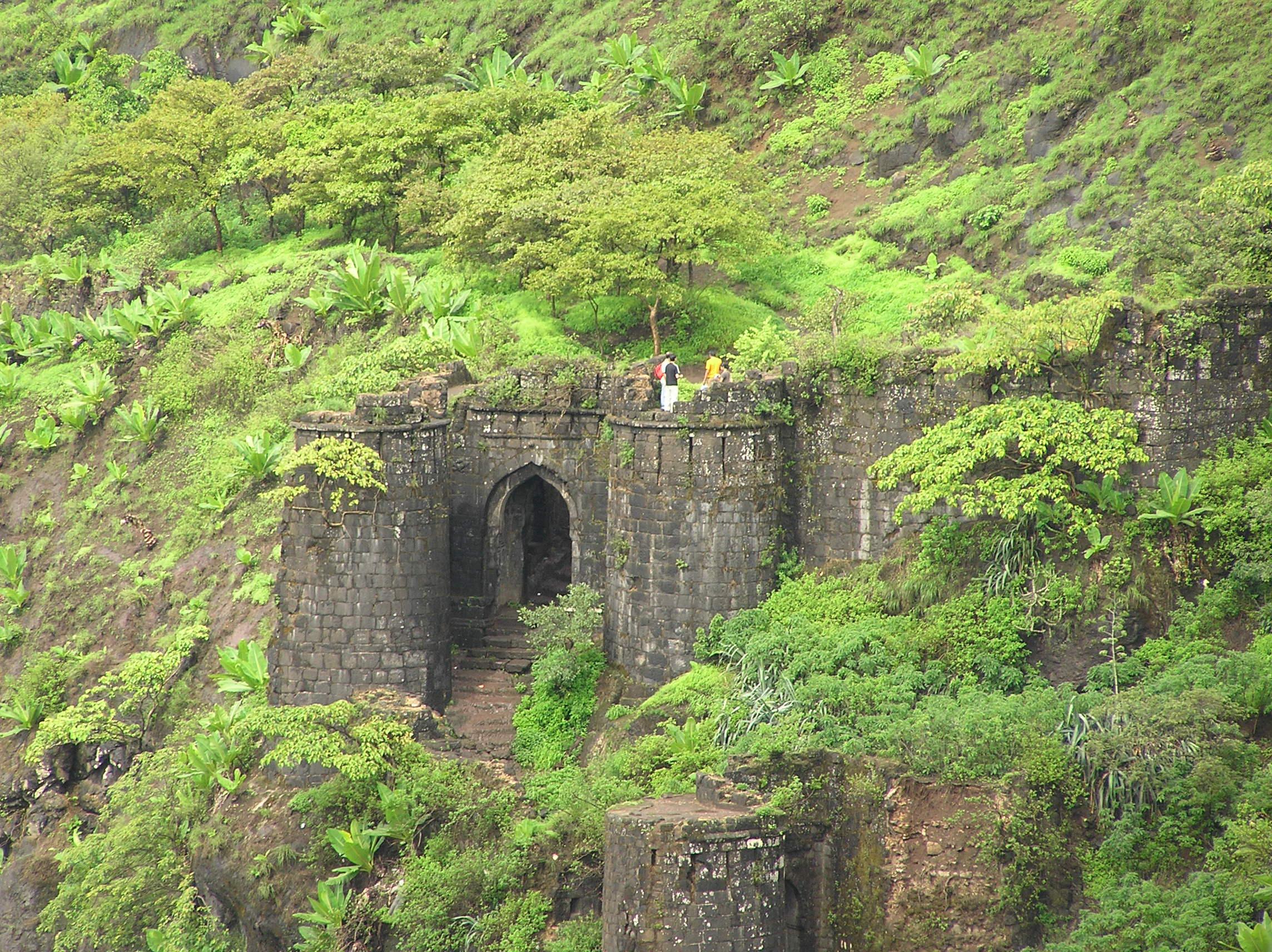 forts of shivaji maharaj