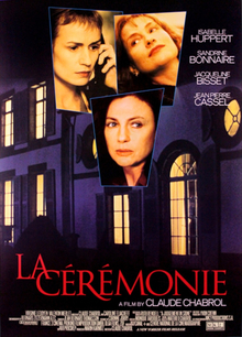 <i>La Cérémonie</i> 1995 French film directed by Claude Chabrol