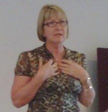 Lindy Nelson-Carr Australian politician