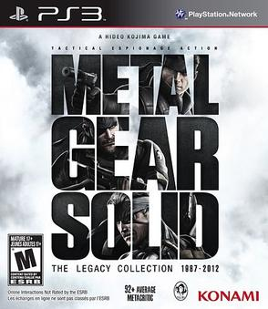 Unboxing metal gear solid the legacy collection ( 1080p/s4 ) youtube.