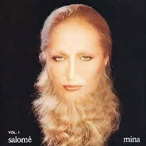 <i>Salomè</i> (album) album by Mina