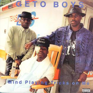 Mind Playing Tricks on Me single by Geto Boys