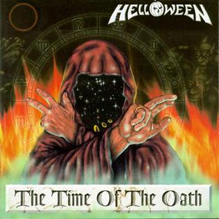 <i>The Time of the Oath</i> album by Helloween
