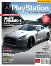 <i>PlayStation: The Official Magazine</i>