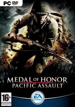Resultado de imagem para medal of honor pacific assault