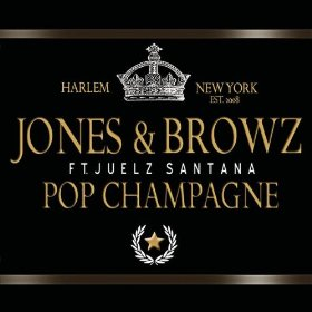 Jim Jones and Ron Browz featuring Juelz Santana - Pop Champagne (studio acapella)