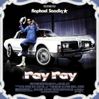 <i>Ray Ray</i> 2004 studio album by Raphael Saadiq
