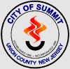 Official seal of City of Summit