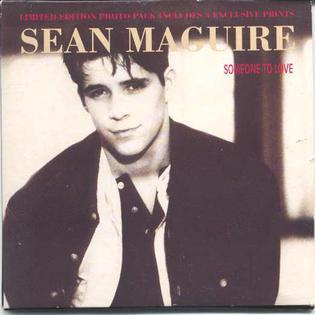 File:Sean Maguire Someone To Love.JPG - Wikipedia, the free