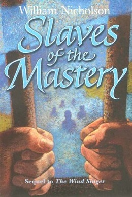 Slaves of the Mastery Book front cover.
