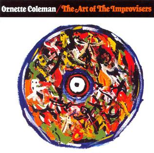 <i>The Art of the Improvisers</i> album by Ornette Coleman