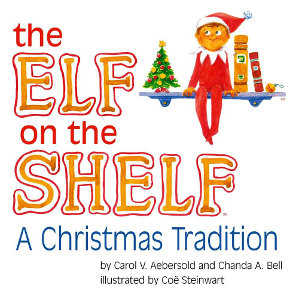 the elf on the shelf - Elf On The Shelf Christmas Tradition