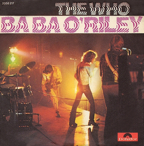 File:The Who - Baba cover.jpg