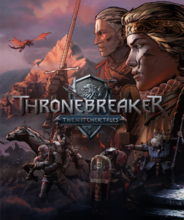 <i>Thronebreaker: The Witcher Tales</i> 2018 video game