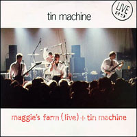 Tin Machine (song) Song by David Bowie