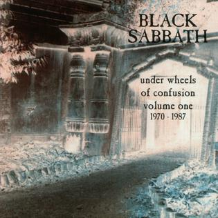 <i>Under Wheels of Confusion</i> (album) 1996 greatest hits album by Black Sabbath