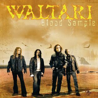 <i>Blood Sample</i> album by Waltari