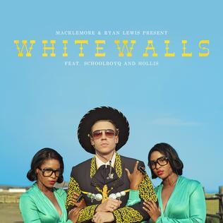 Macklemore and Ryan Lewis featuring Schoolboy Q and Hollis — White Walls (studio acapella)