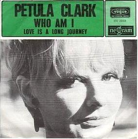 Who Am I (Petula Clark song) 1966 single by Petula Clark