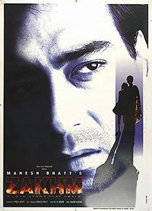 <i>Zakhm</i> 1998 Indian film