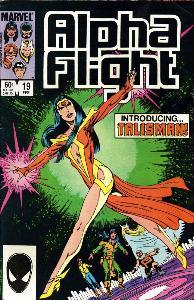 10 Super Hero Marvel Berkekuatan Magis