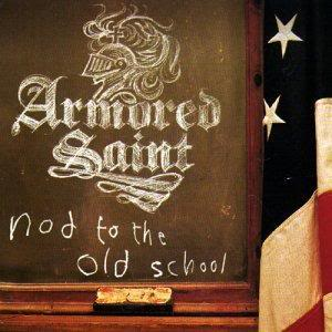 <i>Nod to the Old School</i> 2001 compilation album by Armored Saint