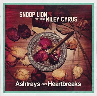 Snoop Lion featuring Miley Cyrus — Ashtrays and Heartbreaks (studio acapella)
