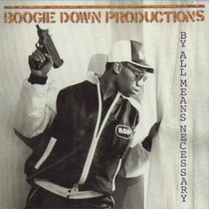<i>By All Means Necessary</i> 1988 studio album by Boogie Down Productions