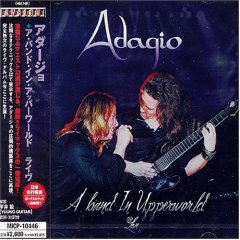 <i>A Band in Upperworld</i> live album by Adagio