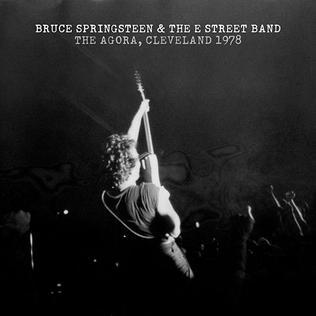 <i>The Agora, Cleveland 1978</i> 2014 live album by Bruce Springsteen & the E Street Band