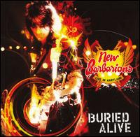 Buried Alive Band Tour