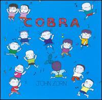 <i>Cobra</i> (album) double album of the work by John Zorn
