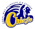 Coral Way Bilingual K-8 Center logo.png