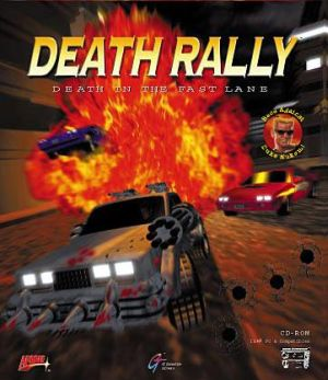 Picture of a game: Death Rally