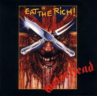 eat the rich mot246rhead song wikipedia