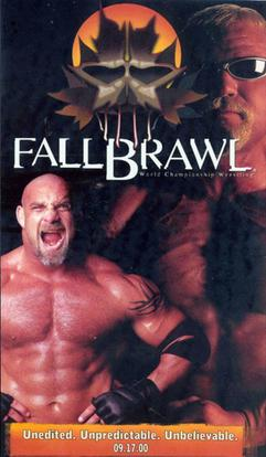 Image result for wcw fall brawl 2000