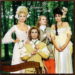 <i>Glory, Glamour and Gold</i> 1994 studio album by Army of Lovers