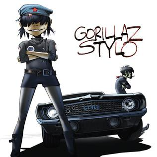 Imagem da capa da música Stylo de Gorillaz