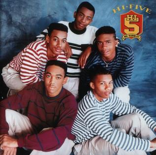 <i>Hi-Five</i> (album) 1990 studio album by Hi-Five