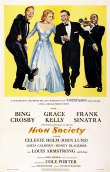 High Society movie