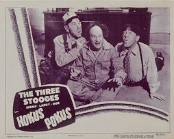 <i>Hokus Pokus</i> (1949 film) 1949 film by Jules White