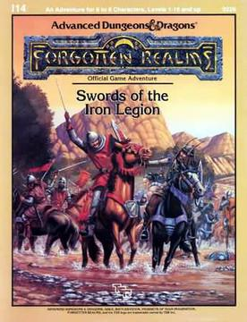 Swords of the Iron Legion - Wikipedia
