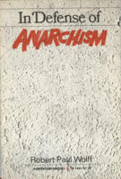 In Defense of Anarchism, 1970 edition.jpg